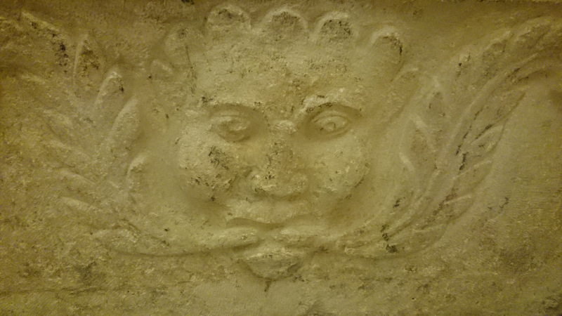 The Green Man  (West Wing, Room Corridor)